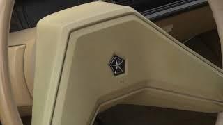Plymouth Reliant.Видео обзор.Тест драйв.Ретро автомобиль.