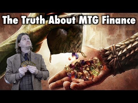 The Truth About Magic: The Gathering Finance