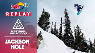 YETI Natural Selection Tour FINALS REPLAY: Jackson Hole Day 2
