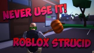 Why You Should NEVER Use the Assault Rifle in Competitive Strucid. ROBLOX Strucid