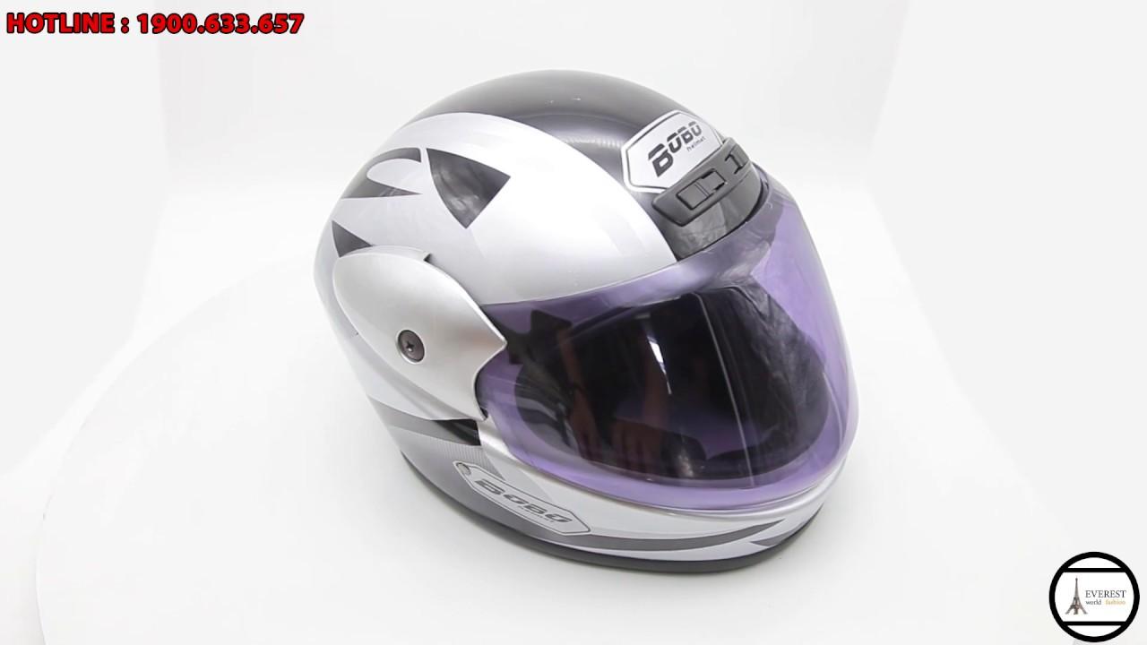 Bộ sưu tập mũ bảo hiểm 3/4, nón bảo hiểm fullface moto tại EVEREST