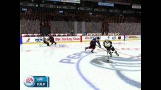 NHL 2001 Gameplay Commentary (Part 1)