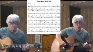 I Didn't Know About You - Jazz guitar ( Duke Ellington ) Yvan Jacques