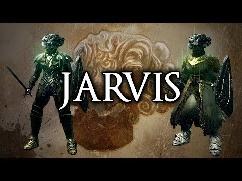 Dark Souls - The Jarvis Build