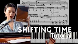 Belle Chen - Shifting Time - Tutorial \u0026 Talk-Through (Shifting rhythms against anchoring pulses)
