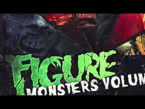 Figure - The Crypt feat  Khadfi Dub (Monsters Vol.4 Out Now)