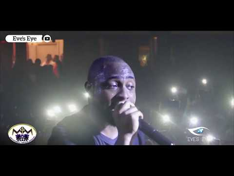 Davido Full Toronto Concert (SHUTDOWN) August 4th 2017 | 30 Billion Tour | Eve's Eye