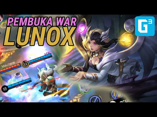 WAR GA BERHENTI-HENTI - MOBILE LEGENDS STREAMS RECAP