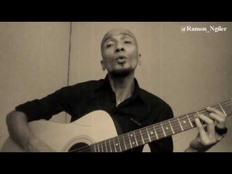 Ramon Ngiler Cover with or without you U2 #Accoustic