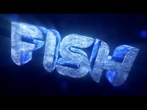 FREE 3D Blue Intro Template #576 [Cinema 4D & AE]