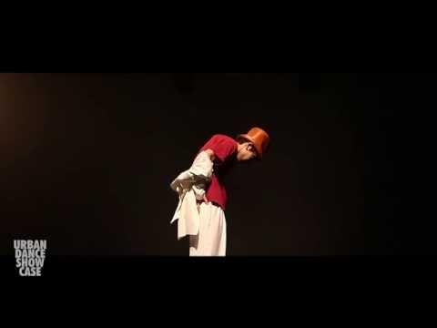 Видео: Нереальный танец японца...как он это делает- HD  Unreal Japanese dance ... how does he do it