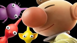 Olimar (Pikmin): The Story You Never Knew