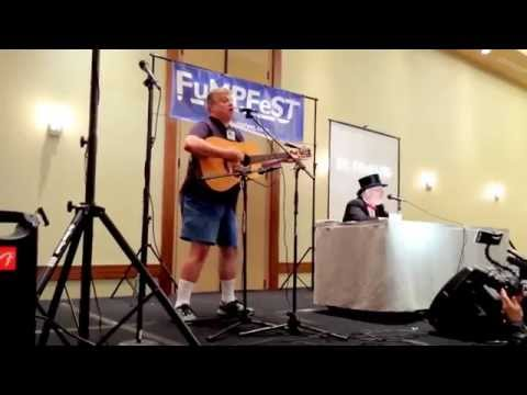 Power Salad LIVE at FuMPFeST with Dr Demento - The Fire At The Old Diploma Mill