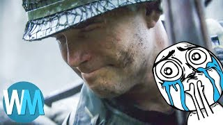 Top 10 Times Call of Duty Made Men Cry