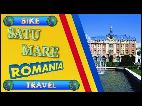 Satu Mare [Romania] - Bike Travel