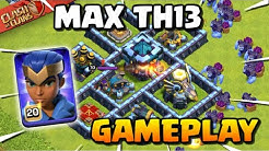 MAX TH13 GAMEPLAY - Clash of Clans Town Hall 13 Attacks | New CoC Troop Yeti