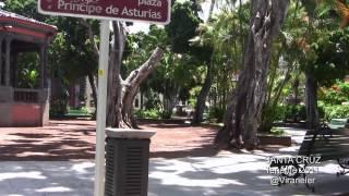 Канарский архипелаг. Остров Тенерифе известен как «Остров Вечной Весны», и лучшего места