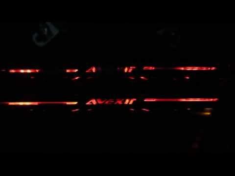 Avexir Blitz 1.1 Gaming Red 4x4GB Mod