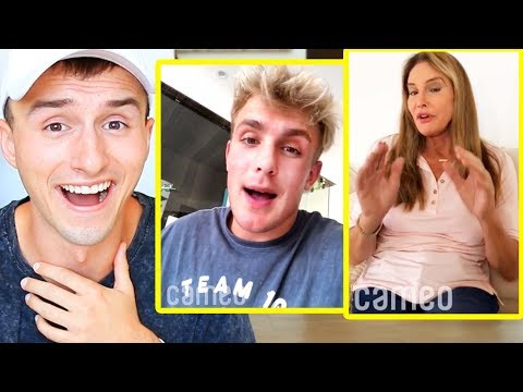 BUYING VIDEO SHOUTOUTS FROM CELEBRITIES & YOUTUBERS FOR MY MOM
