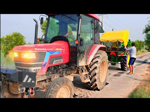 Arjun 605 Cab Vs John Deere 5050D Tractor Tochan