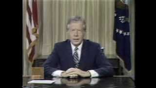 """Crisis of Confidence"" speech - Jimmy Carter"