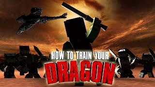 "Minecraft | How To Train Your Dragon Ep 11! ""SAYING GOODBYE"""