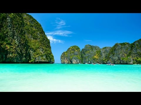 Thailand - Best Krabi islands: Phi Phi, Hong, Chicken, Poda,