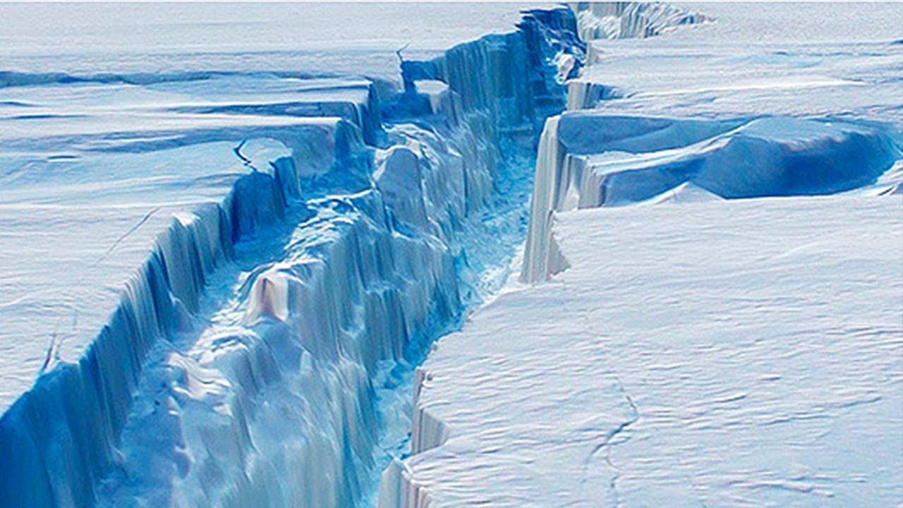 Iceberg Twice The Size Of NYC To Break Away From Antarctica