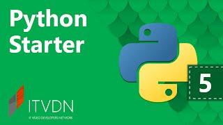 Python Starter. Урок 5. Функции (часть 1).