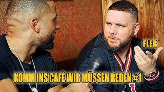 FLER! KOMM INS CAFÉ WIR MÜSSEN REDEN #1 - Leon Lovelock
