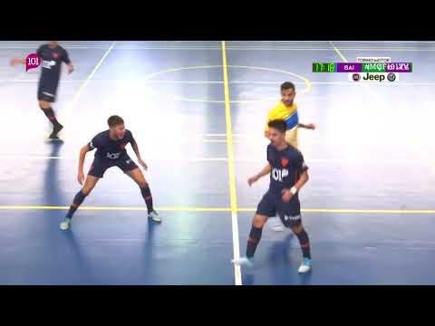 FUTBOL SALA | Tercera División Gr. XVII Bailen vs. 101TV MCF Futsal (4-4)
