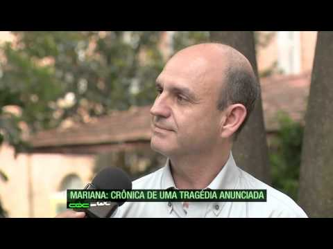Facts on the environmental catastrophe in Mariana, Brazil: t