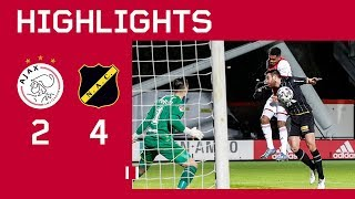 Highlights Jong Ajax - NAC Breda