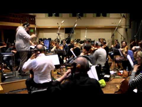 Druzhba - Strings Recording Session - Behind the Scenes