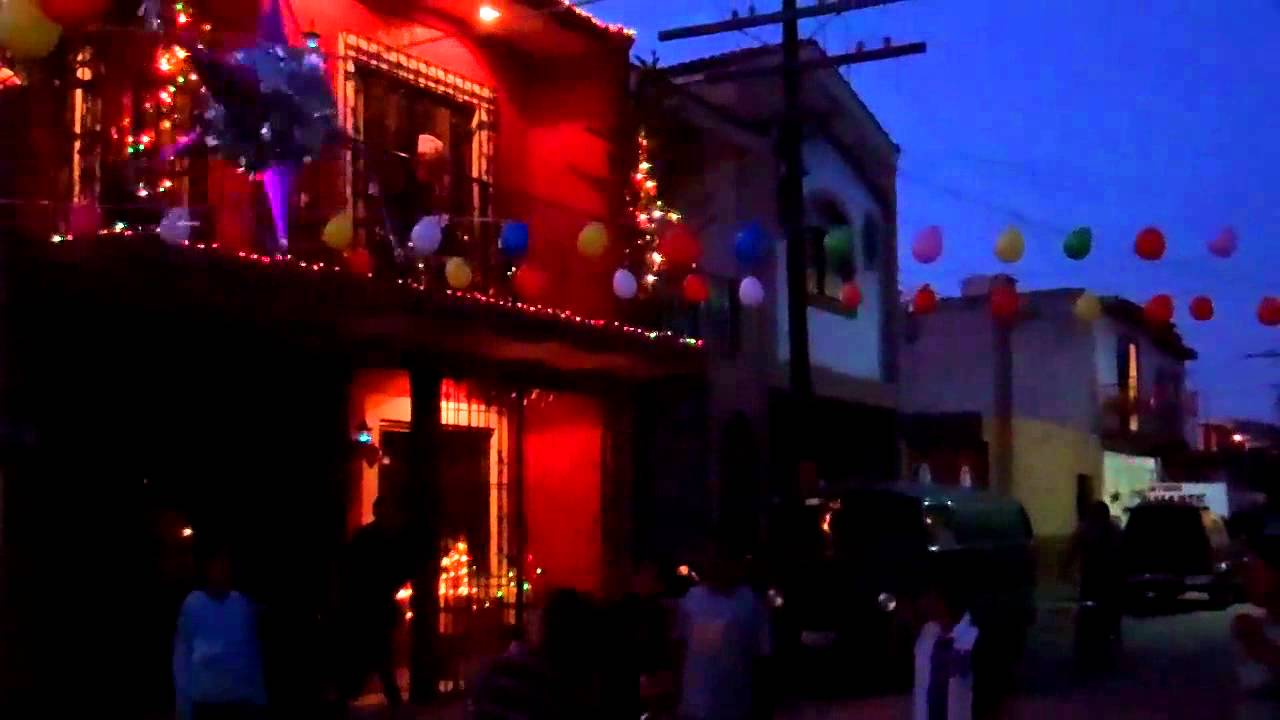 La Posada A Neighborhood Christmas Celebration 2011 - YouTube