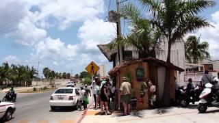 CARNIVAL BREEZE MAY 2014 - TOUR - PORT OF MIAMI