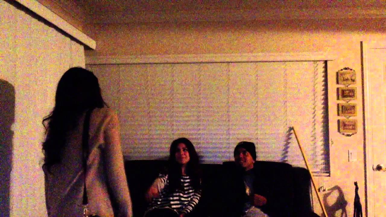 Jarhead scene wife sends video