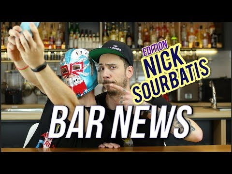 Bar Academy News 13/4/2018 Sourbatis Nick