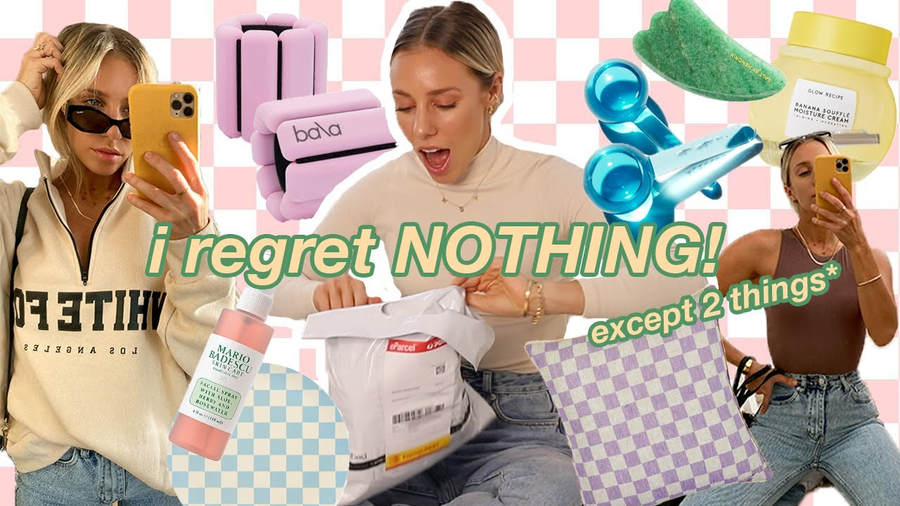 *UNBOXING* things I've bought online in lockdown...first impressions/reaction!