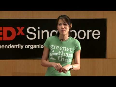 TEDxSingapore - Bernise Ang - Being a rebel with a cause