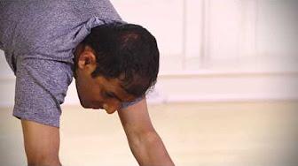 yoga pose tutorials with sharath jois  youtube