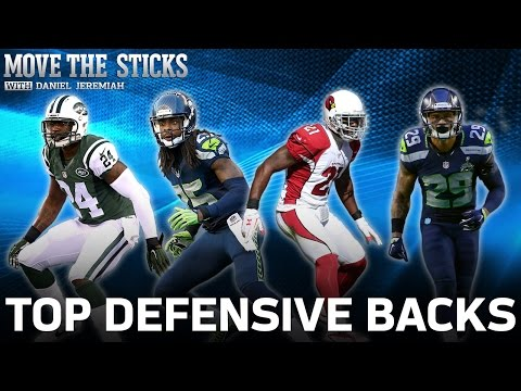 Top cornerbacks & safeties in 2015 | Tom Brady suspension nullified | Move the Sticks | 09/3/15