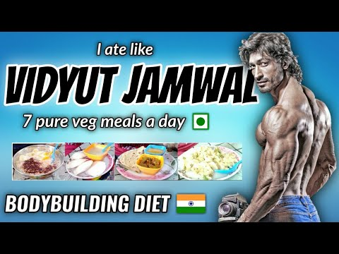 """i-tried-""""-vidyut-jamwal-""""-bodybuilding-diet-plan-for-a-day-🇮🇳"""