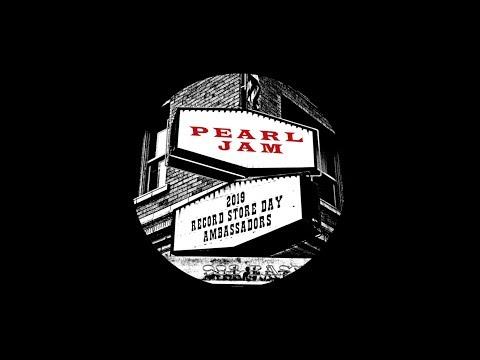 Pearl Jam: Grupo será embaixador da Record Store Day 2019