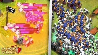 8 Troops That Supercell Accidentally Made Overpowered In Clash of Clans