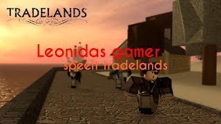 ROBLOX tradelands Dutch lesson with English man