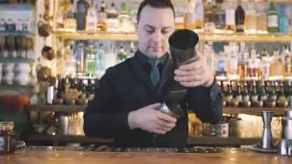 Marian Beke - THE HUMMINGBIRD cocktail