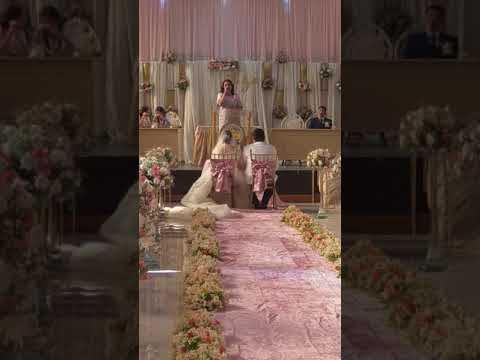Magpapaalam Na (Christian Wedding)