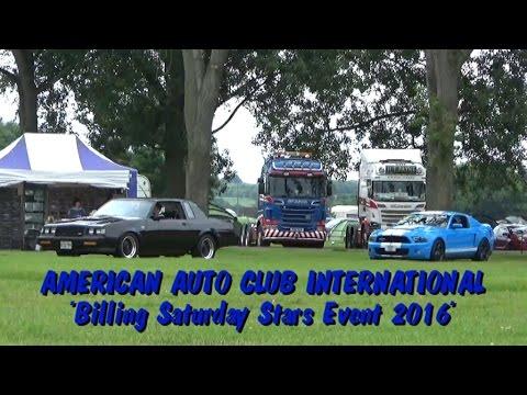 AACI  - 'Billing Saturday Stars Event 2016'
