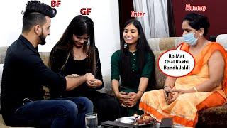 RakshaBandhan Prank on Summu | A Must Watch Video | by Vinay Thakur